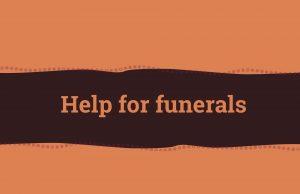 Help for Funerals